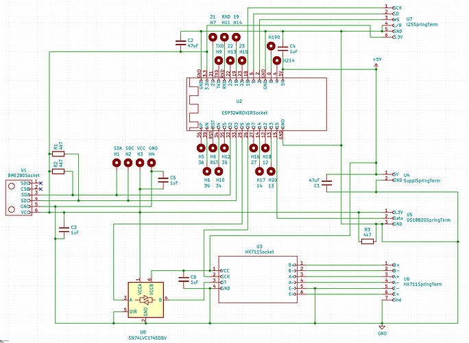2020-04-15 15_58_56-Eeschema — ESP32 Waage.sch _ — C__Users_Markus_Documents_KiCAD_ESP32 Stockwaag
