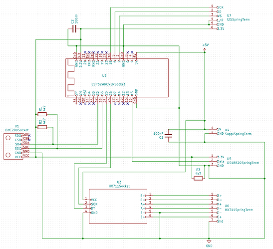 2020-04-13 10_37_14-Eeschema — ESP32 Waage.sch _ — C__Users_Markus_Documents_KiCAD_ESP32 Stockwaag