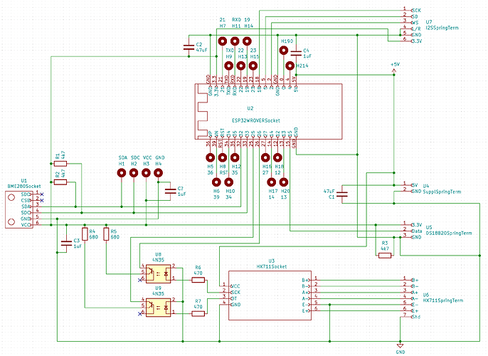 2020-04-15 11_31_21-Eeschema — ESP32 Waage.sch _ — C__Users_Markus_Documents_KiCAD_ESP32 Stockwaag