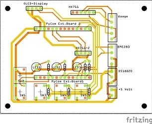 BOB-HAT-V2_Leiterplatte