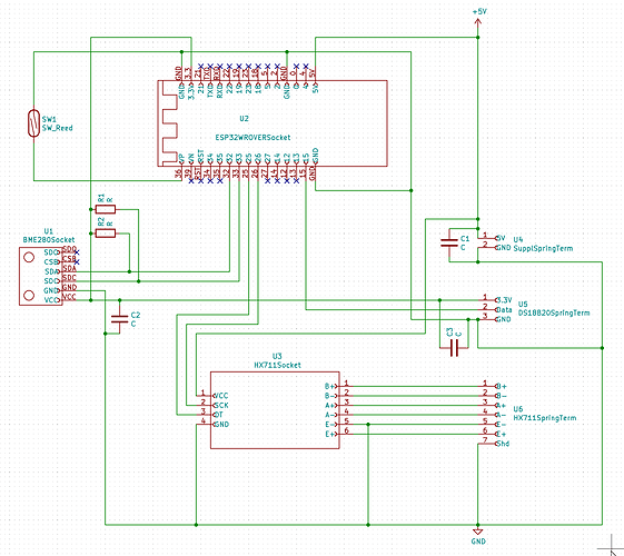 2020-04-12 21_27_46-Eeschema — ESP32 Waage.sch _ — C__Users_Markus_Documents_KiCAD_ESP32 Stockwaag