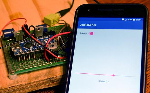 Audio based provisioning of an ESP32 node - Firmwareschmiede