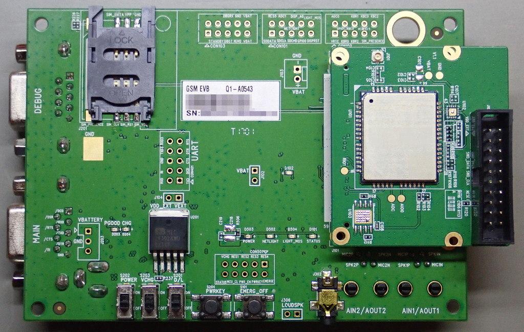Quectel BC95-B8 (LTE Cat-NB1