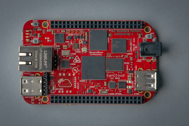 BeagleBone Enhanced - Hardware bazaar - Hiveeyes